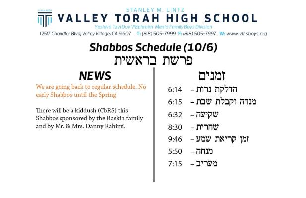 Shabbos Parashas Bereishis 5779.jpg